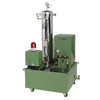 Coolant Filtration System,Coolant Through Spindle Series,CTS High Pressure Device